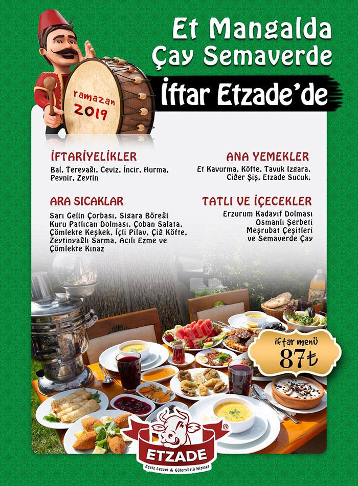 etzade et mangal 2019 iftar menüsü