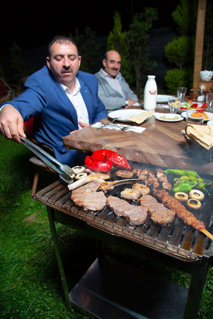 İstanbul Arnavutköyde Kendin Pişir Kendin Ye Mekanları